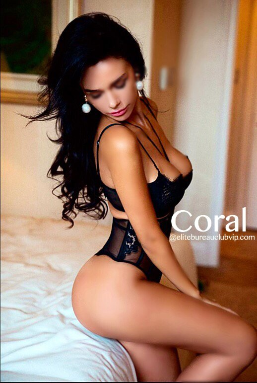 New Super Model Coral Escort Agency Manhattan