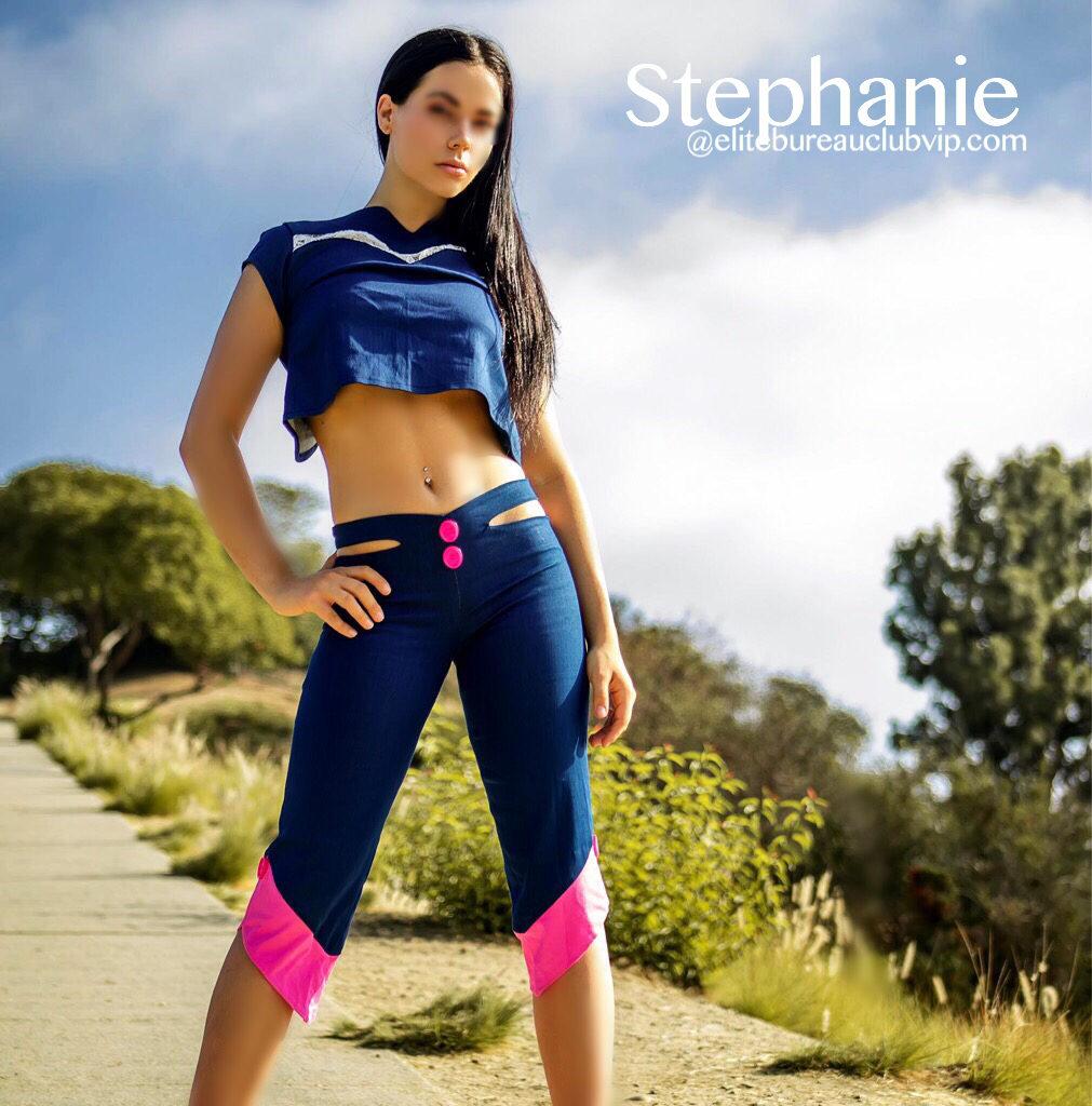 Top International NYC Super Model Stephanie