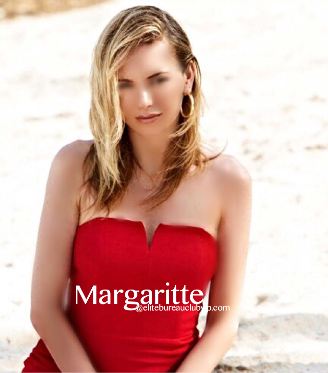 New Top Super Model Margarite