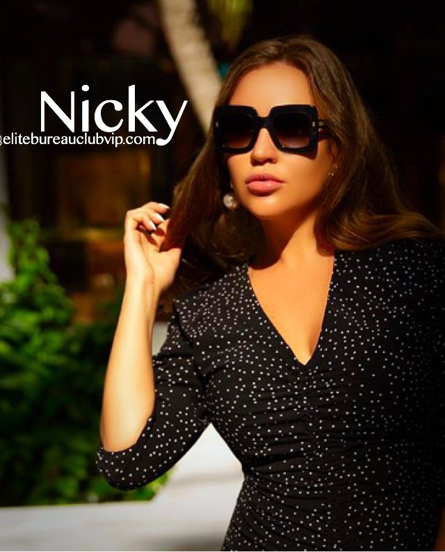 Top VIP Super Model Nicky