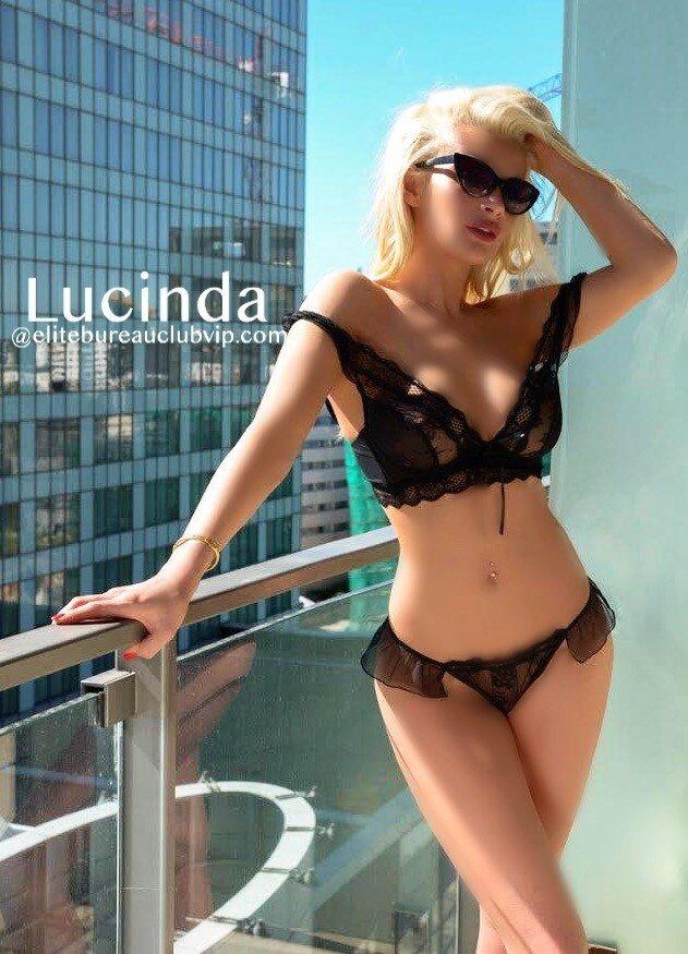 New Top Super Model Lucinda