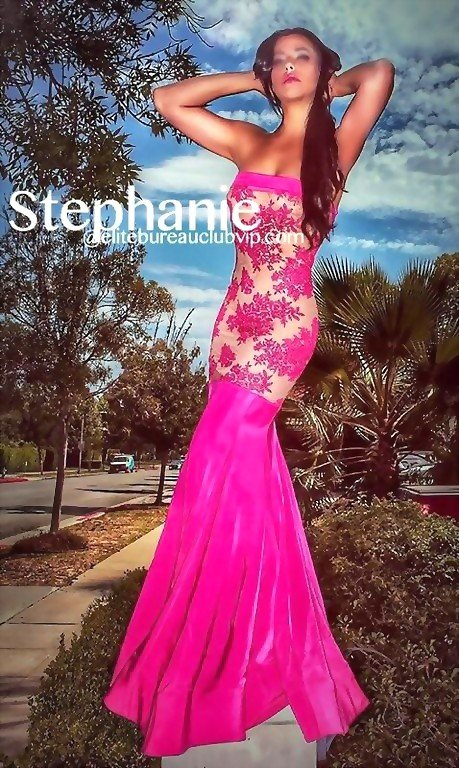 Top International Super Model Stephanie