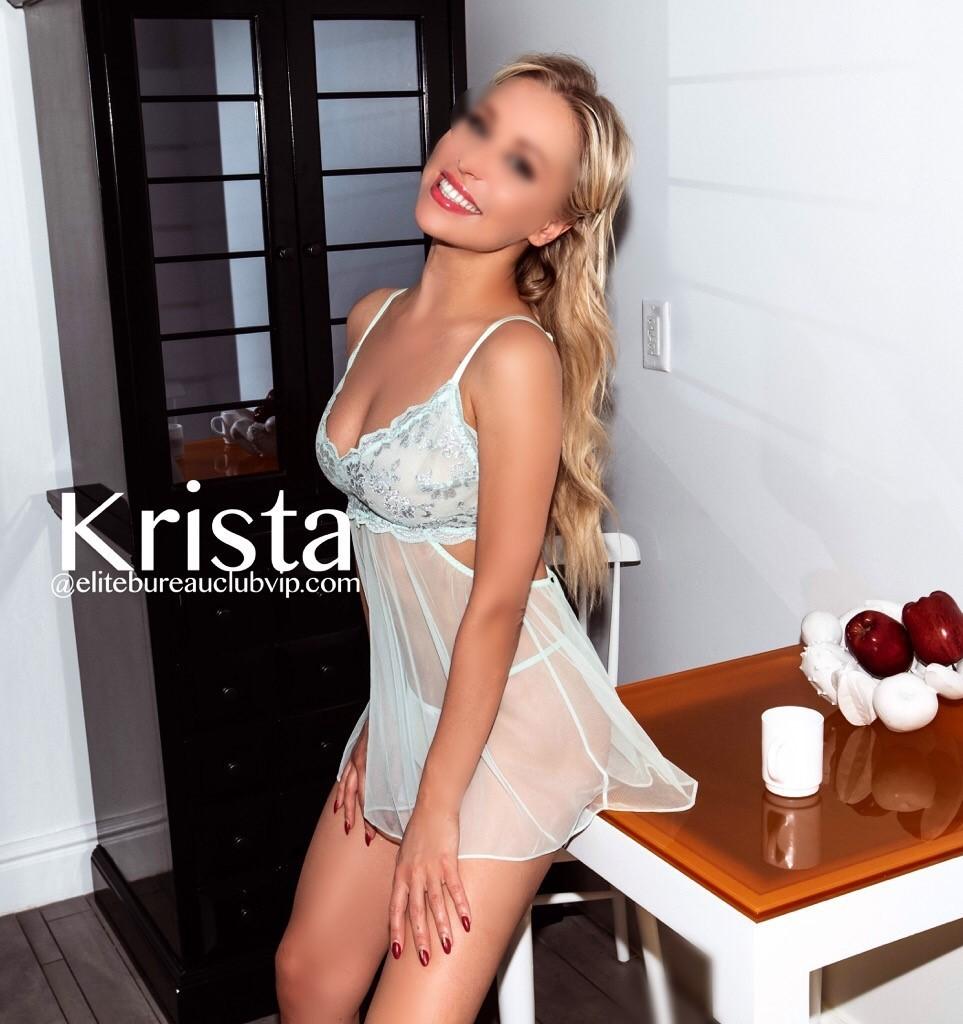 New Super Model VIP Krista