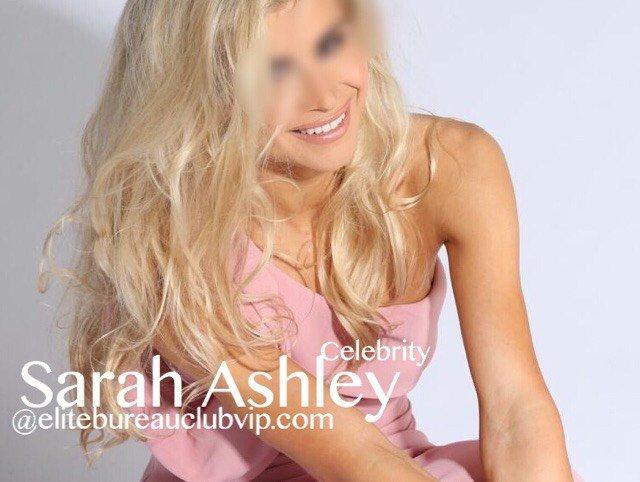 New Celebrity Super Model Sarah Ashley