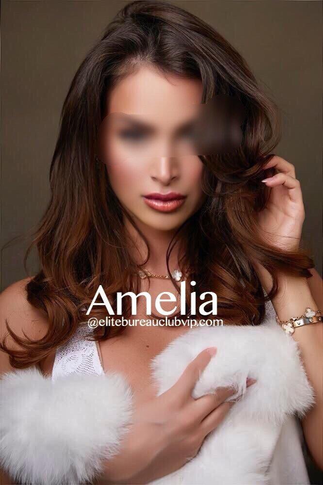 New Super Model Amelia