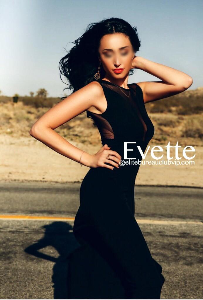 New Super Model Evette