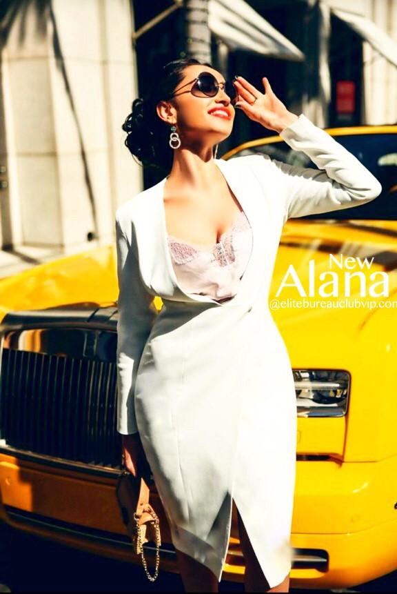 New Super Model VIP Alana