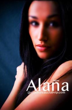 New Super Model Alana