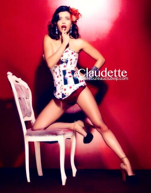 New Super Model Claudette