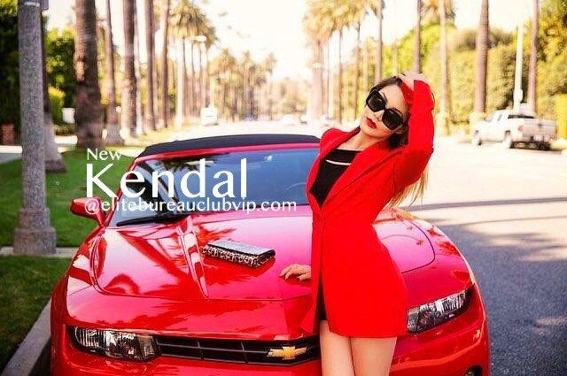 New Top Super Model Kendal