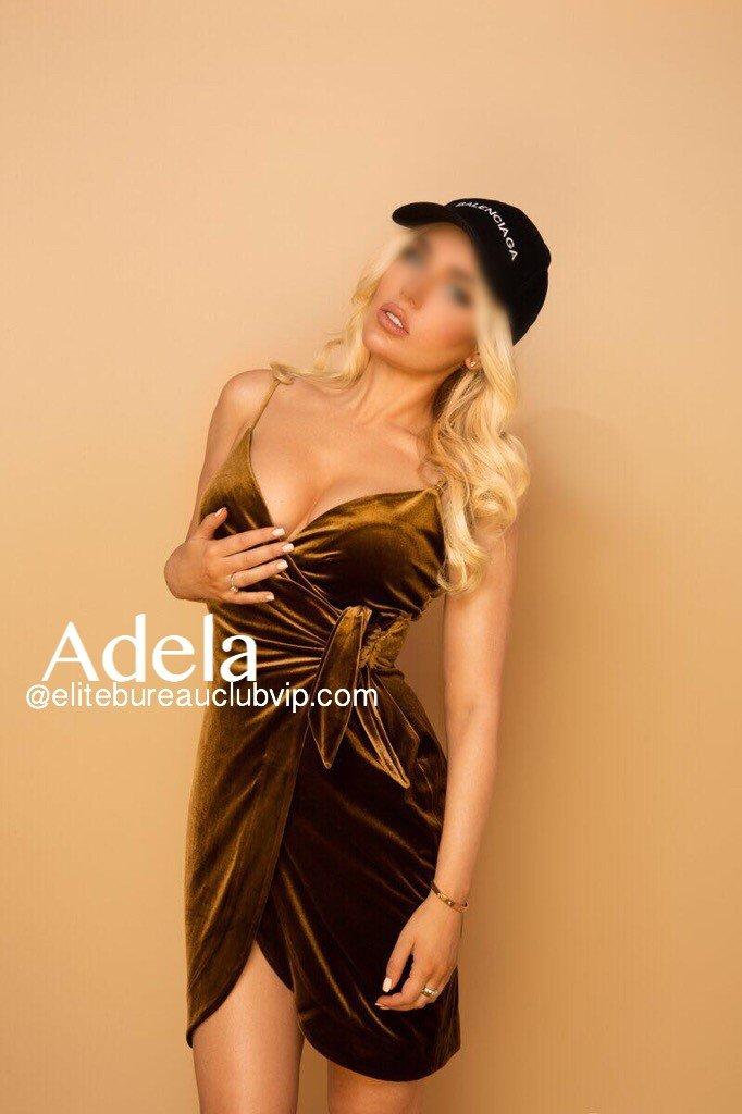 New Top Super Model Adela