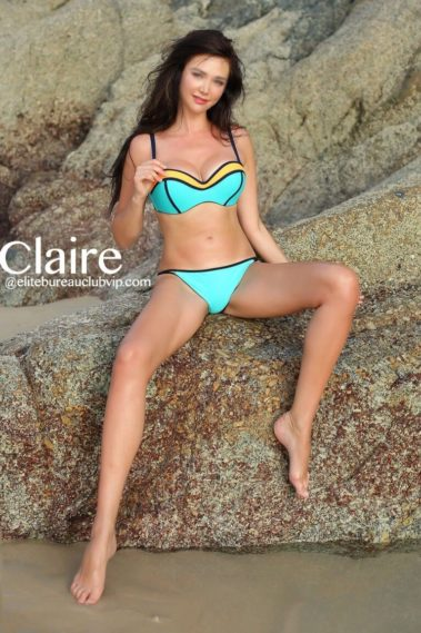 New Super Model Claire