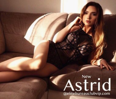 New Super Model VIP Astrid