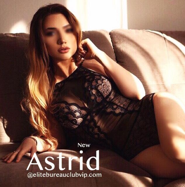 New Super Model Astrid
