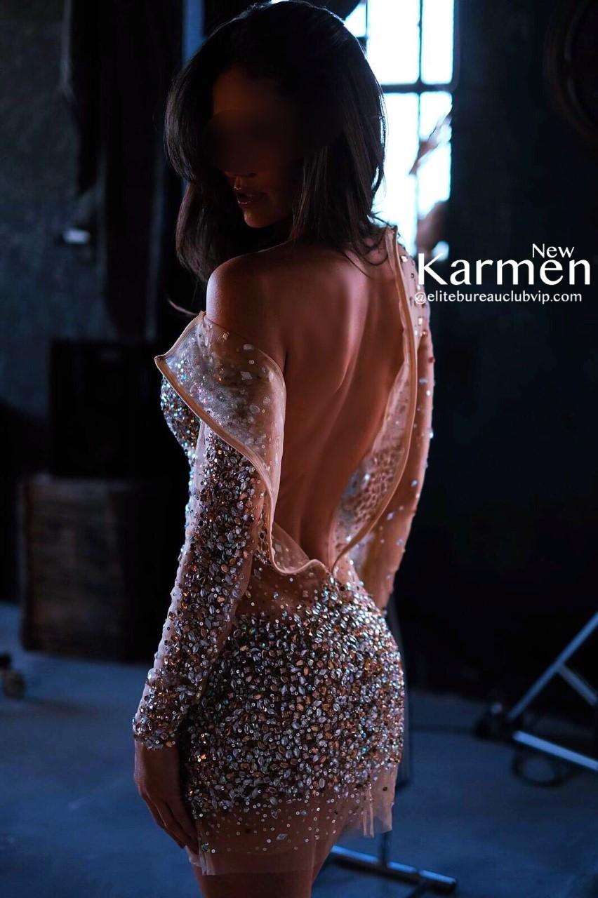 New Top Super Model Karmen