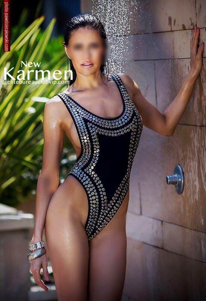 New Super Model Karmen
