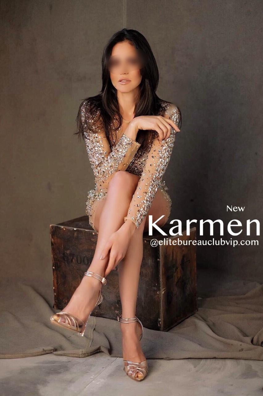 New Super Model Karmen