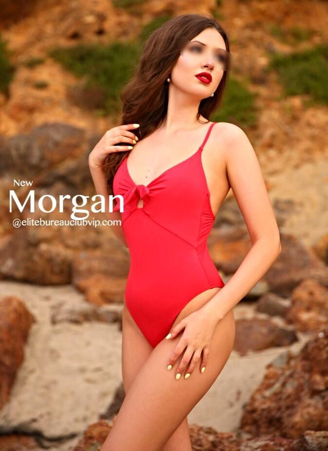 New Celebrity Super Model Morgan