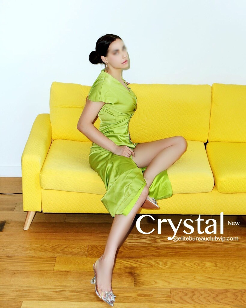 New Super Model VIP Crystal