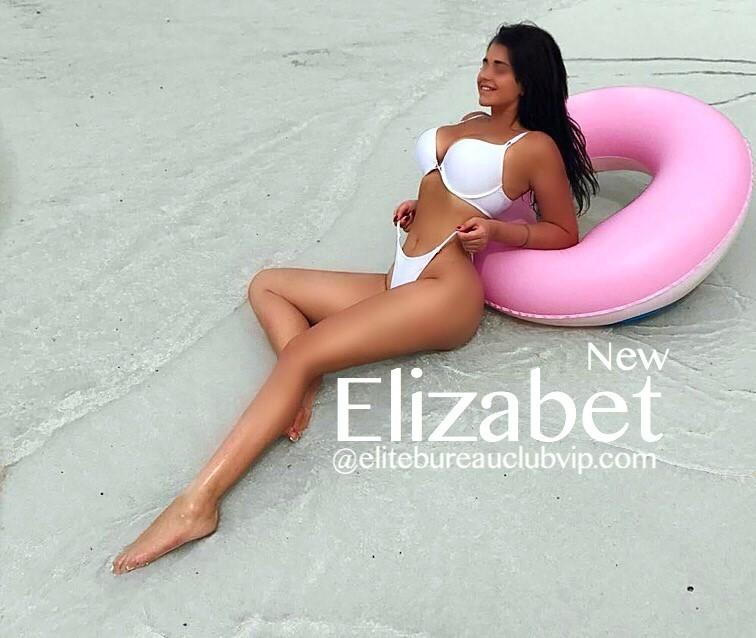 New Super Model Elizabet