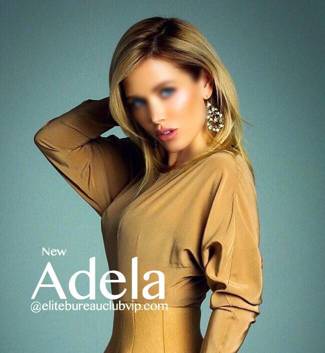 New Super Model Adela