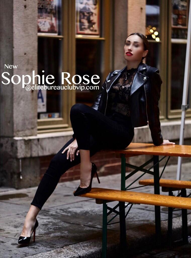 New Super Model Sophia Rose