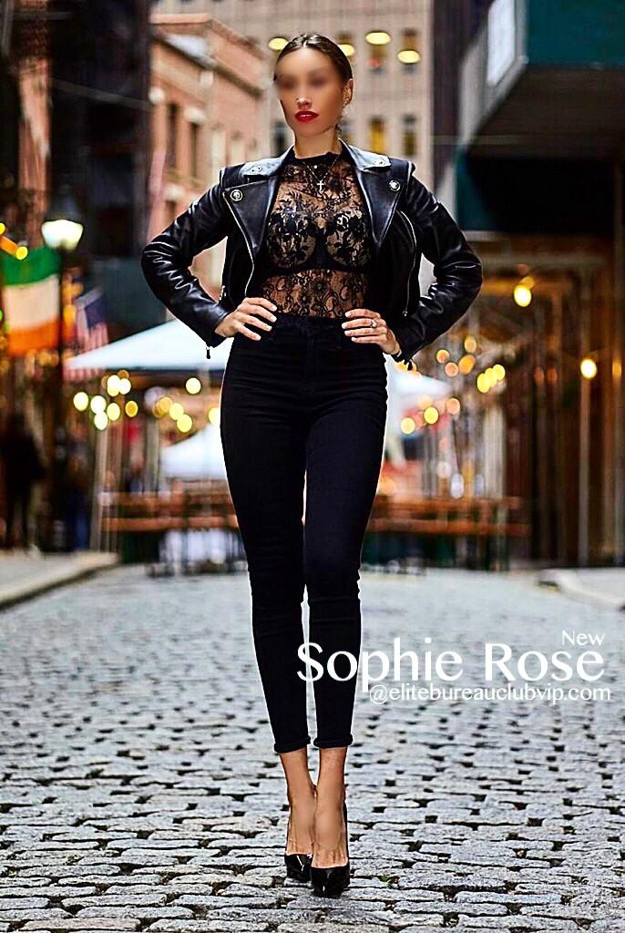 New Super Model Sophie Rose