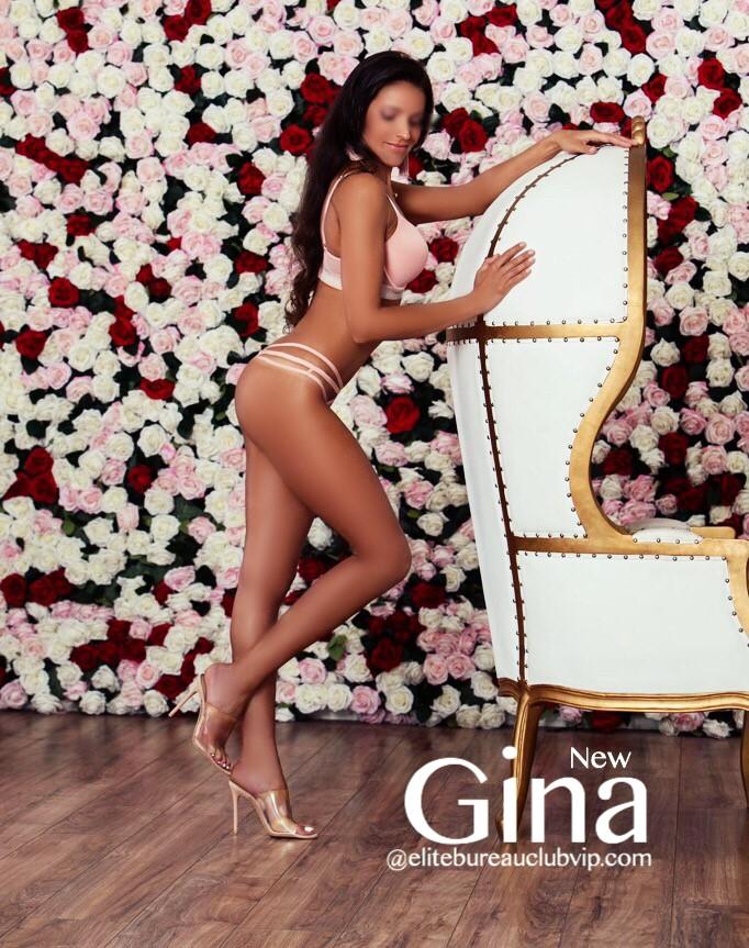 New Super Model Gina
