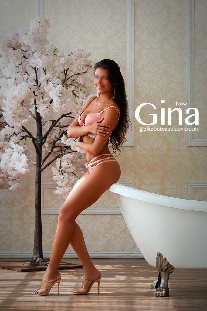 New Top Super Model Gina