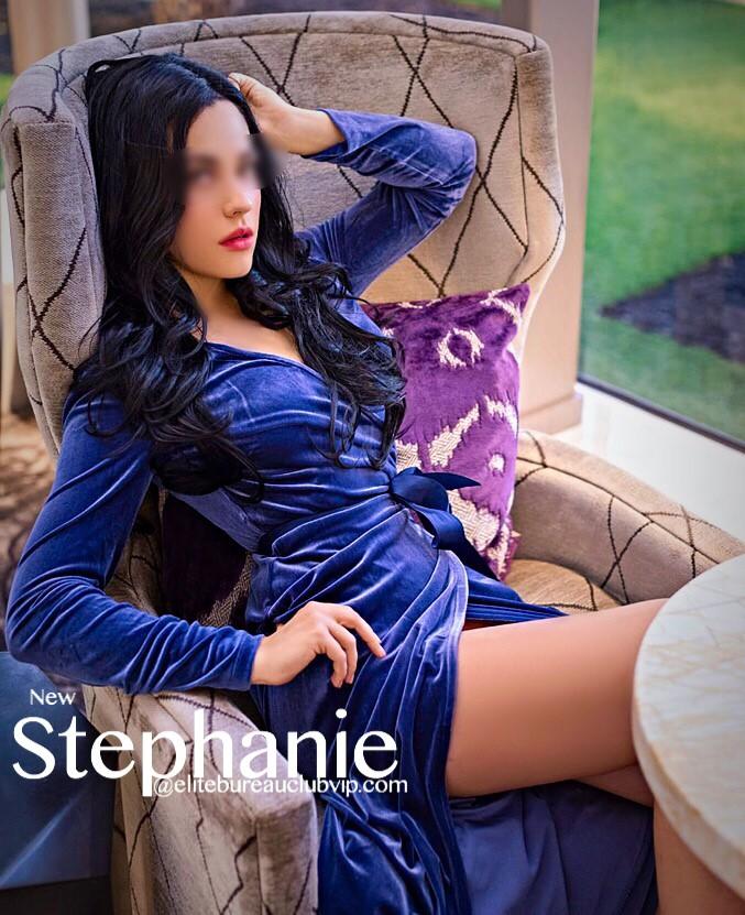 New Top Super Model Stephanie