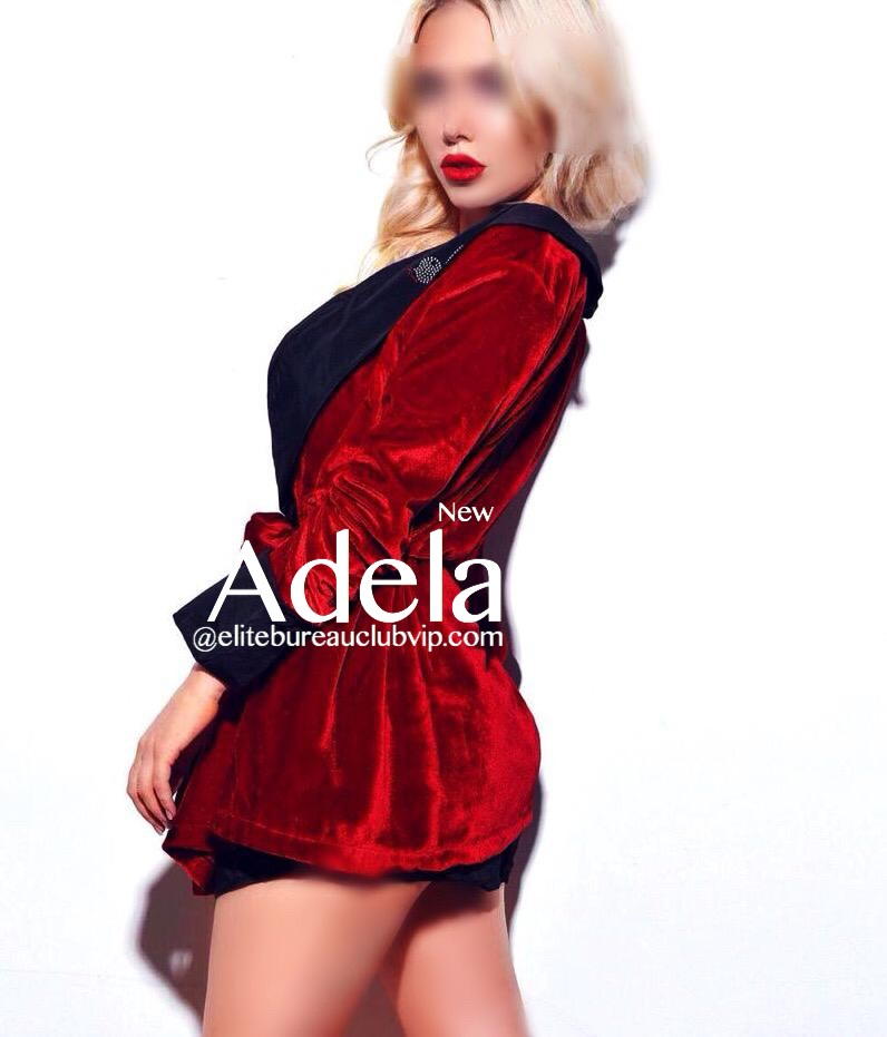 New Top Super Model Adela