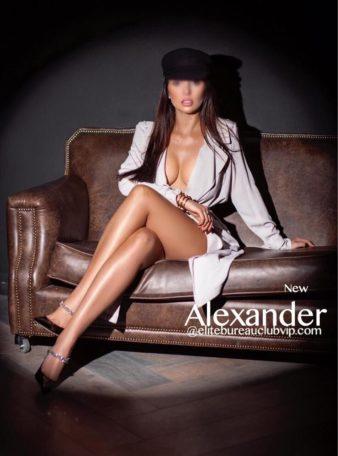 New Super Model Alexander