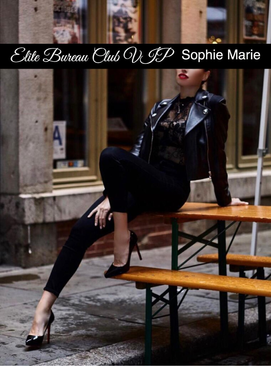 New Super Model Sophie Marie