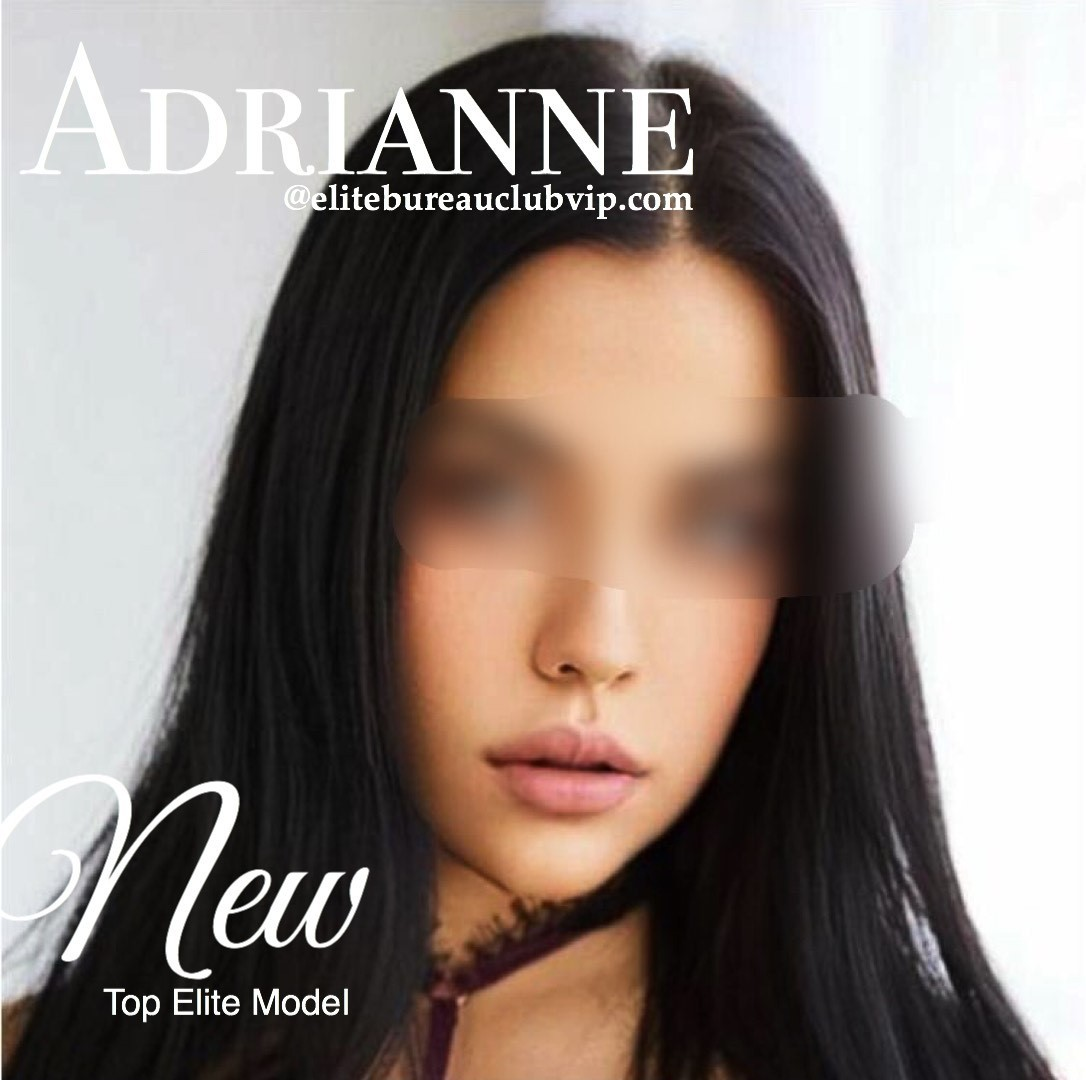 New Super Model Adrianne