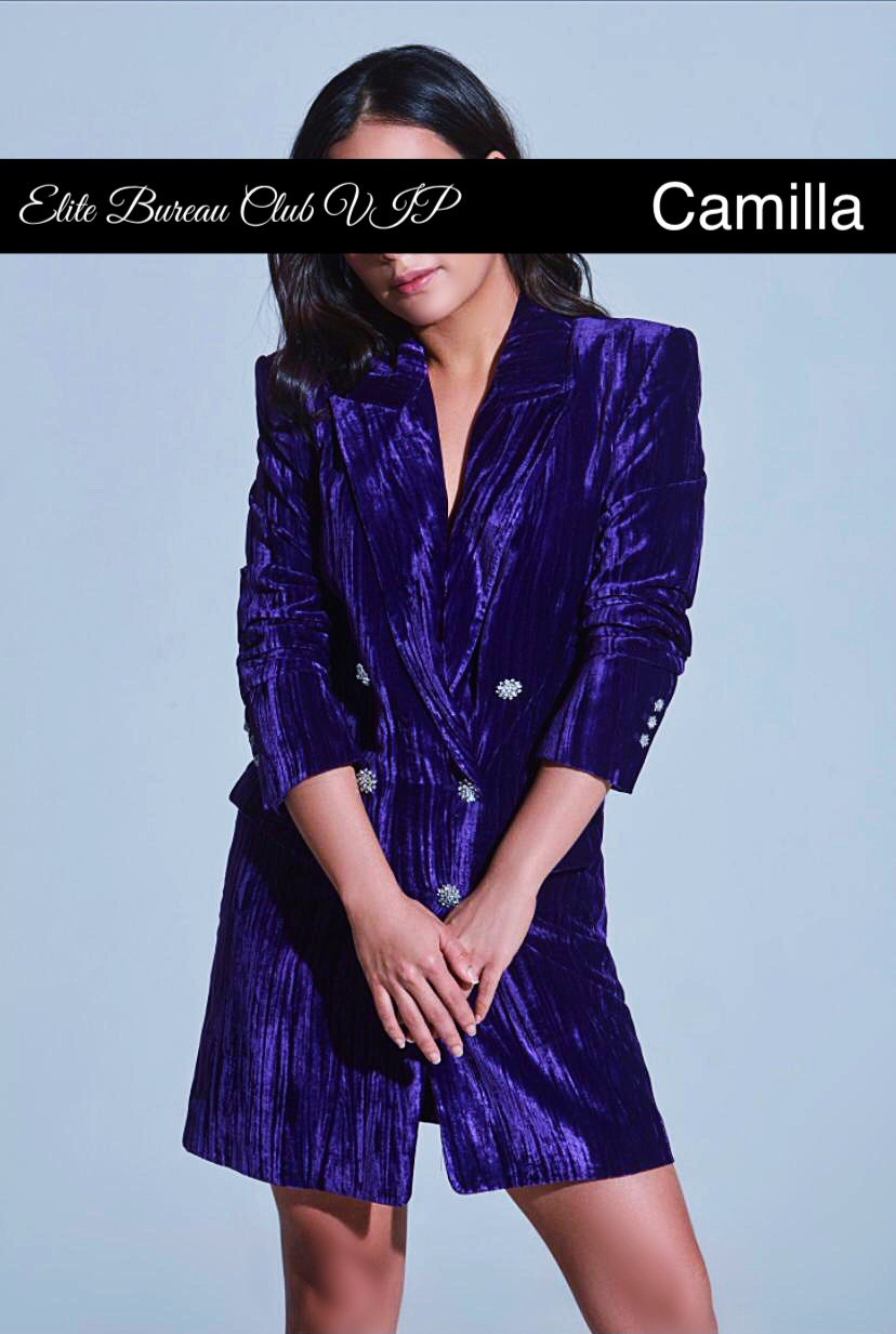 New Super Model Camilla
